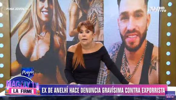 Expareja de Anelhí Arias hace fuerte acusación contra la exporrista  VIDEO