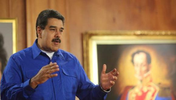 Nicolás Maduro, presidente de Venezuela (Twitter).