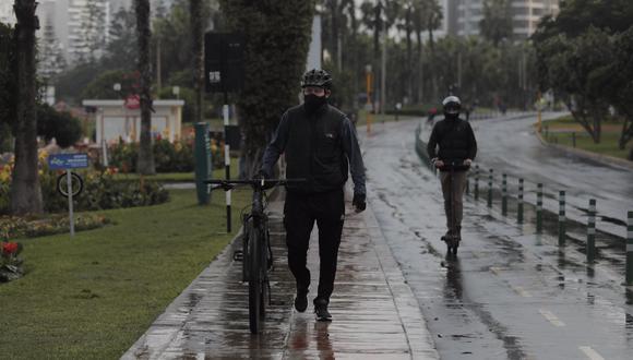 El número de personas de contagiadas aumentó este lunes. (Fotos: Leandro Britto / @photo.gec)
