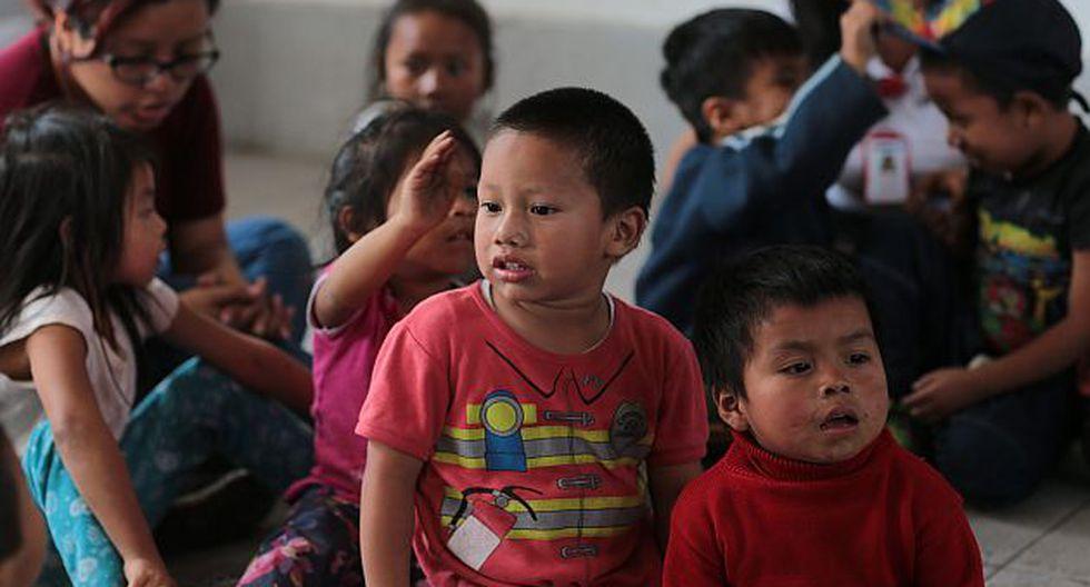 El 50% de los niños del Perú tiene parásitos, sobre todo en la Selva. (El Comercio/Referencial)