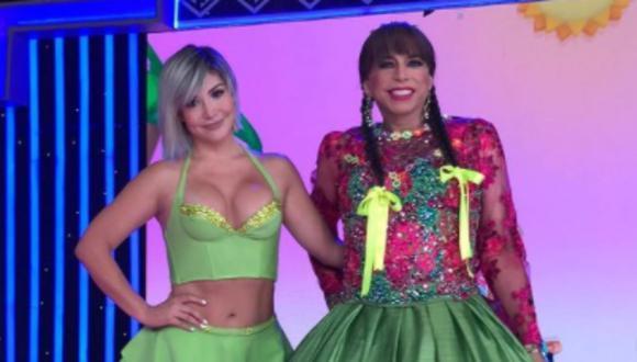 """Claudia Serpa se suma al elenco de la """"Chola Chabuca"""" y competirá con """"JB en ATV"""".(Foto: Instagram / @claudiaserpaoficial)."""
