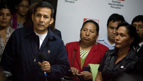 Malpartida dijo que habló primero con Carlos Torres Caro y luego con Ollanta Humala. (USI)