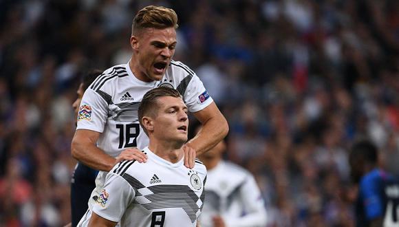 Alemania vs. Rusia: duro momento que viven los germanos en Europa. (Foto: Facebook Die Mannschaft)