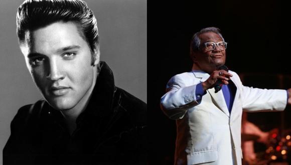 Presley solía combinar las canciones de ese género con melodías románticas, por lo que 'Somos novios' calzaba perfecto en dicha categoría. (Composición: Getty Images)