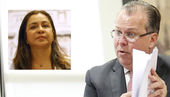 Natale Amprimo duda que Marco Barboza Tello actuara sin consultar a Ollanta Humala. (Percy Ramírez/Perú21)