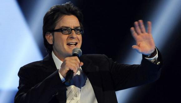 Actualmente Sheen está promocionando su nuevo show llamado Anger Management. (AP)
