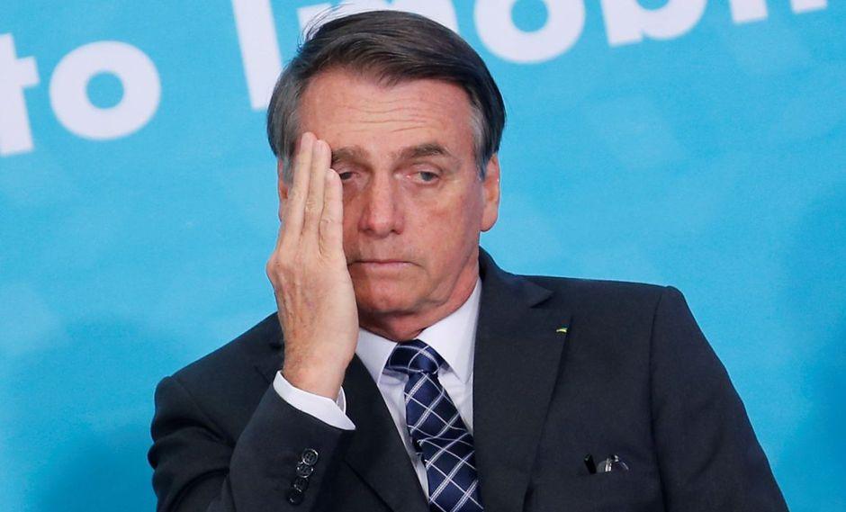 """Para Bolsonaro, sus declaraciones del miércoles sobre las ONG fueron tergiversadas por la prensa de una forma """"inverosímil"""". (Foto: Reuters)"""