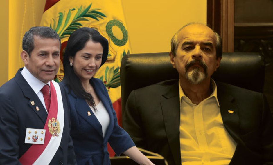 Mauricio Mulder habló sobre prisión preventiva a Ollanta y Nadine. (USI)