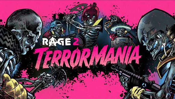 La nueva expansión de 'Rage 2', 'Terrormania', ya se encuentra disponible. Bethesda lanzó 'Rage 2' en nuestro mercado para PlayStation 4, Xbox One y PC.