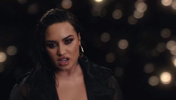 Demi Lovato afirmó que no busca generar más divisiones en su país. (Foto: Captura de pantalla / YouTube).