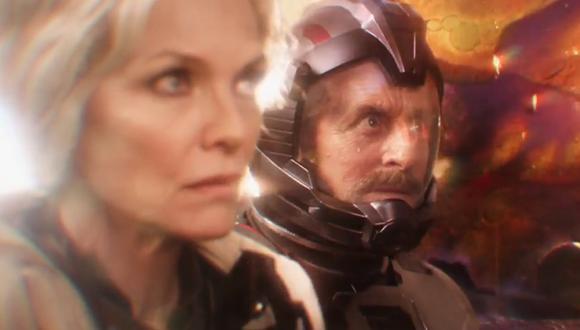 """Janet Van Dyne podría revelar nuevos poderes en """"Ant-Man 3"""" (Foto: Marvel Studios)"""