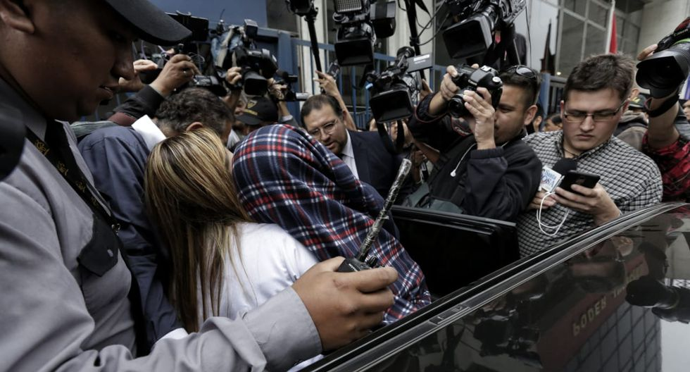 Ex presidenta del Congreso Mercedes Cabanillas sufrió una descompensación.