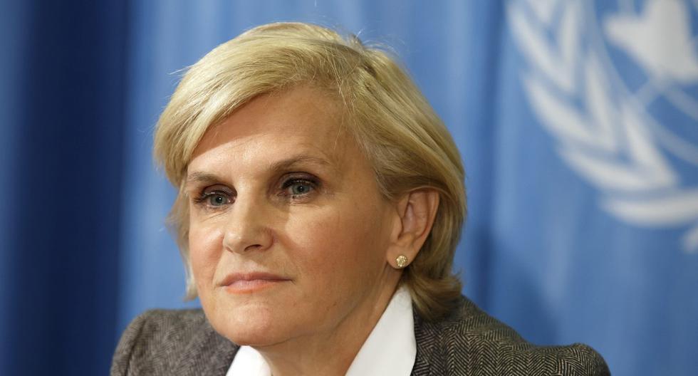 La directora de Salud Pública y Medioambiente de la Organización Mundial de la Salud (OMS), María Neira. (EFE/EPA/SALVATORE DI NOLFI/Archivo).