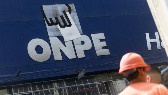 La ONPE ya asignó presupuesto para financiamiento de partidos políticos. (GEC)