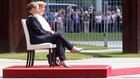El estado de salud de Merkel, que el próximo 17 de julio cumplirá 65 años, ha despertado preocupación en Alemania. (Foto: AFP)