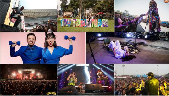 Un repaso por algunos de los festivales de música que se vienen para este año.