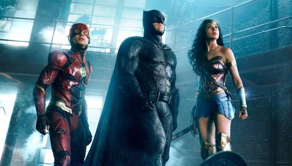"""""""La Liga de la Justicia"""" de Zack Snyder se estrena este 18 de marzo por HBO Max. (Foto: Warner Bros.)"""