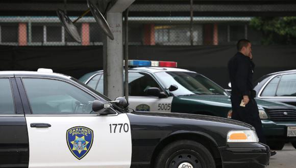 Un muerto, cinco heridos en tiroteo en Oakland. (Getty Images)