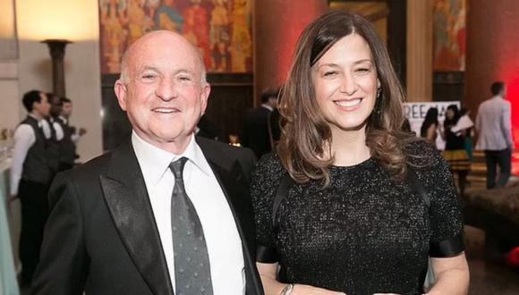Iole Lucchese era la amante de Richard Robinson, y a ella le dejó toda su fortuna cuando falleció sin considerar a su familia (Foto: Wall Street Journal)