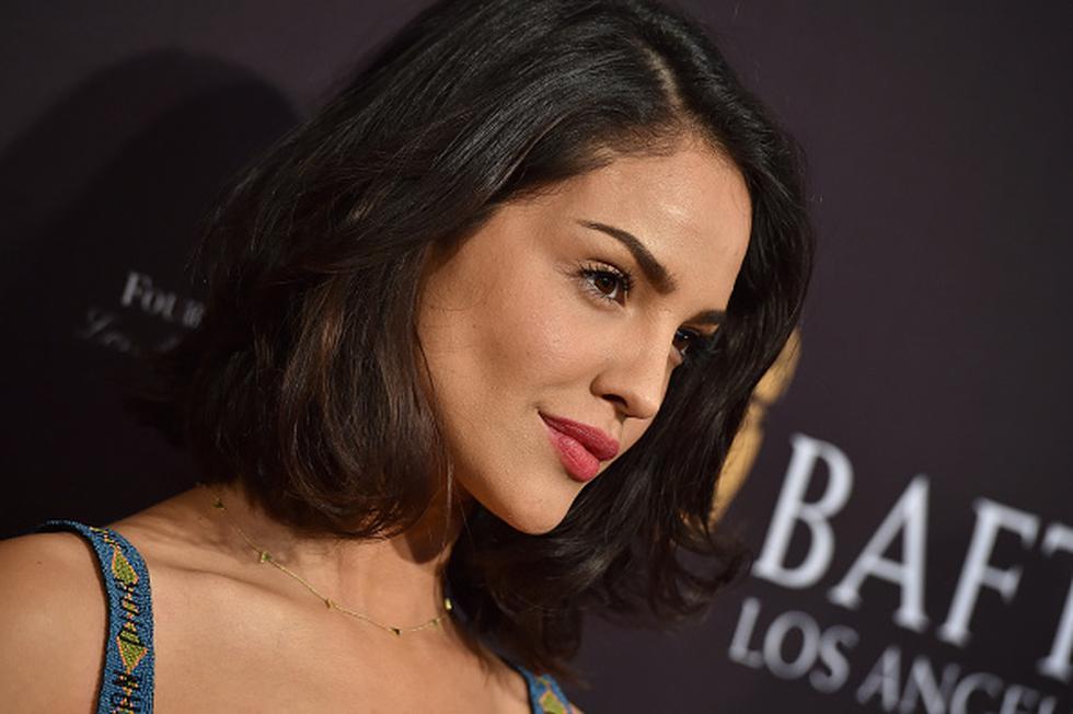 Eiza González es actriz y cantante.(GETTY)