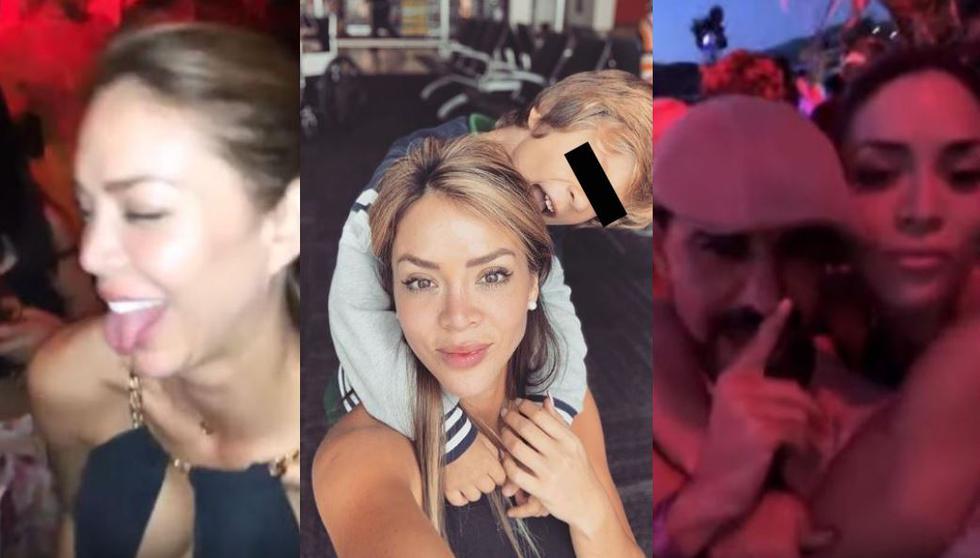 Sheyla Rojas y Antonio Pavón son los padres de 'Antoñito'. (Instagram)