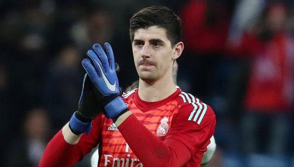 Thibaut Courtois no estaría en los tres siguiente partidos de Real Madrid (Foto: Reuters).