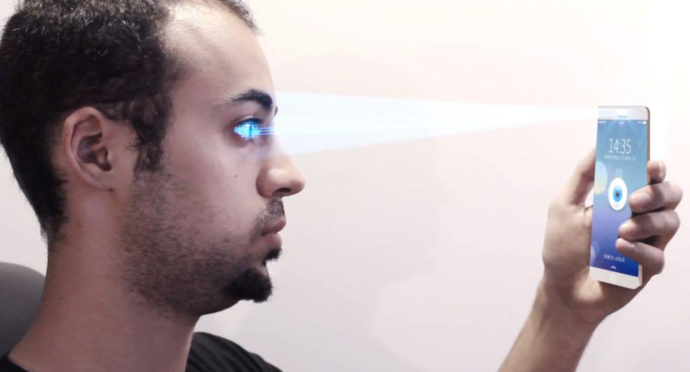 'Intelligent Scan' es el nombre que recibe el reconocimiento facial y escaner de iris que estará unificado en el Galaxy S9. (Samsung)