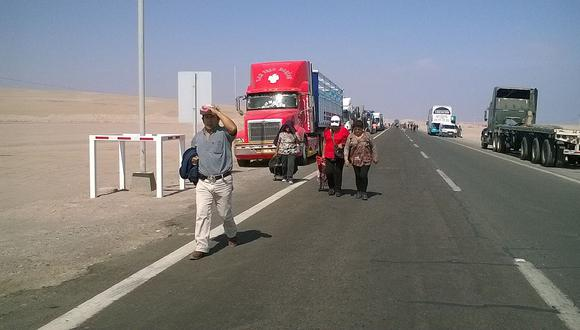 Tacna: implementarán protocolos de bioseguridad para próxima apertura de frontera con Chile (Foto referencial).