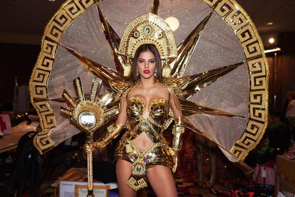 Prissila Howard, Miss Perú 2017