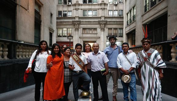 Comunidad de Mazamari busca impulsar Proyecto Educativo Local. (Renzo Salazar)