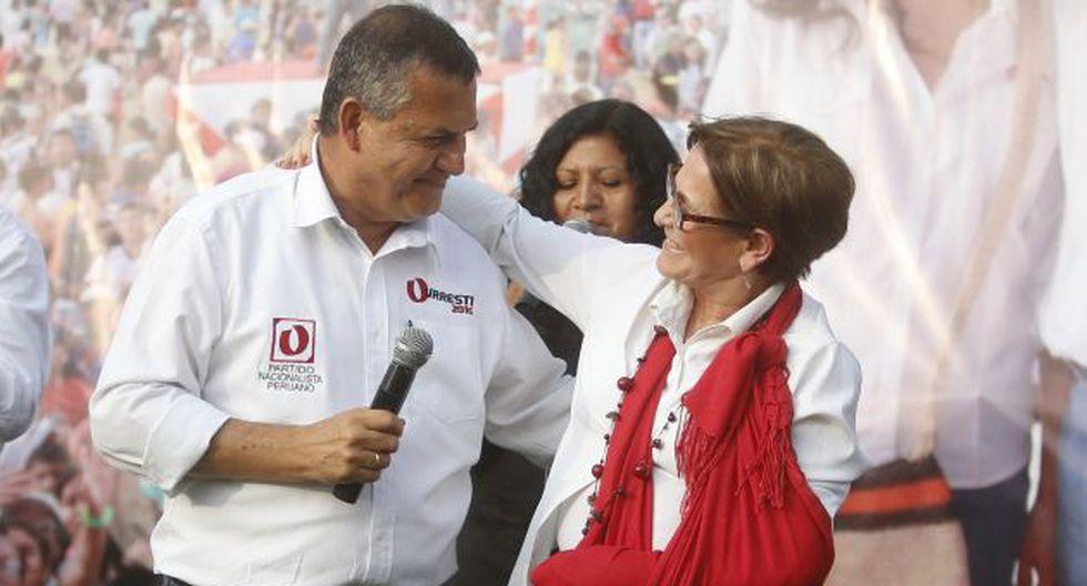 Susana Villarán sobre caso Bustíos: 'Tengo la convicción de que Daniel Urresti es inocente'. (Mario Zapata)