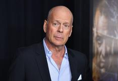 Bruce Willis: Retiran al actor de una farmacia por no llevar mascarilla