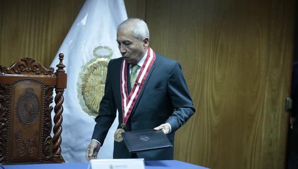 Pedro Chávarry (Hugo Pérez)