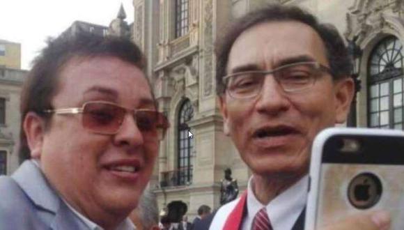 Política: Martín Vizcarra coordinó contrataciones de Richard Swing en el Ministe   NOTICIAS PERU21 PERÚ