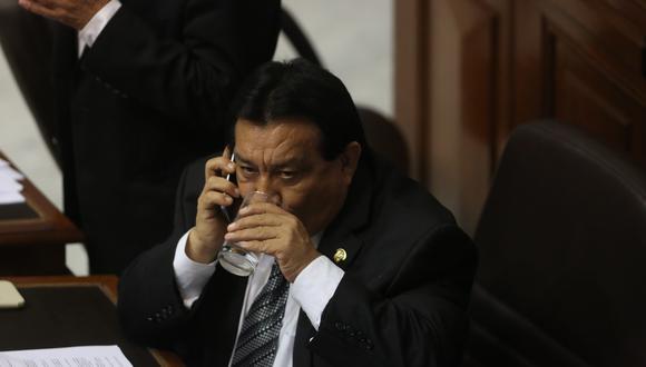 Lo arregló todo. Partido de empresario José Luna Gálvez podría ser liquidado si lo requiere la Fiscalía. (Foto: Alonso Chero/El Comercio)