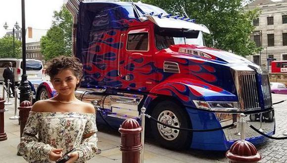 Actriz peruana que participó en 'Transformers' lució orgullosa su DNI peruano en Instagram (Instagram)