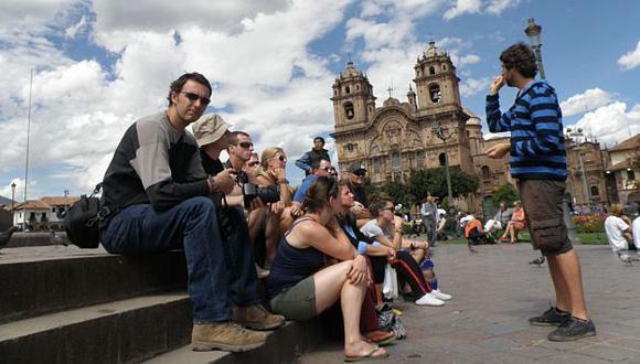 Chilenos encabezan el primer lugar de turistas en el Perú con 803,945. (Andina)