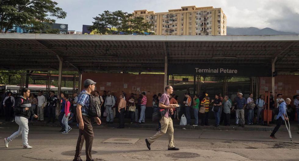 Así amaneció Venezuela tras masivo apagón. (Foto: EFE)