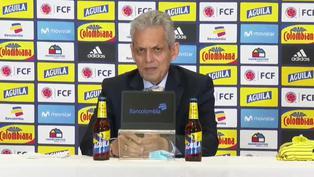 Qatar 2022: El entrenador de Colombia espera cumplir con las expectativas de los aficionados