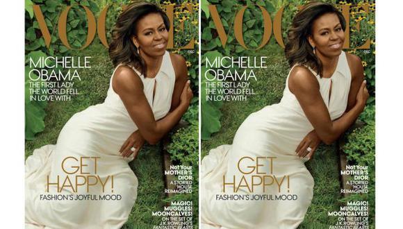 Vogue le dedica última portada a Michelle Obama como primera dama. (Vogue)