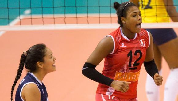 Gran futuro. Ángela Leyva vistió con dignidad la camiseta nacional y quedó entre las mejores. (USI)