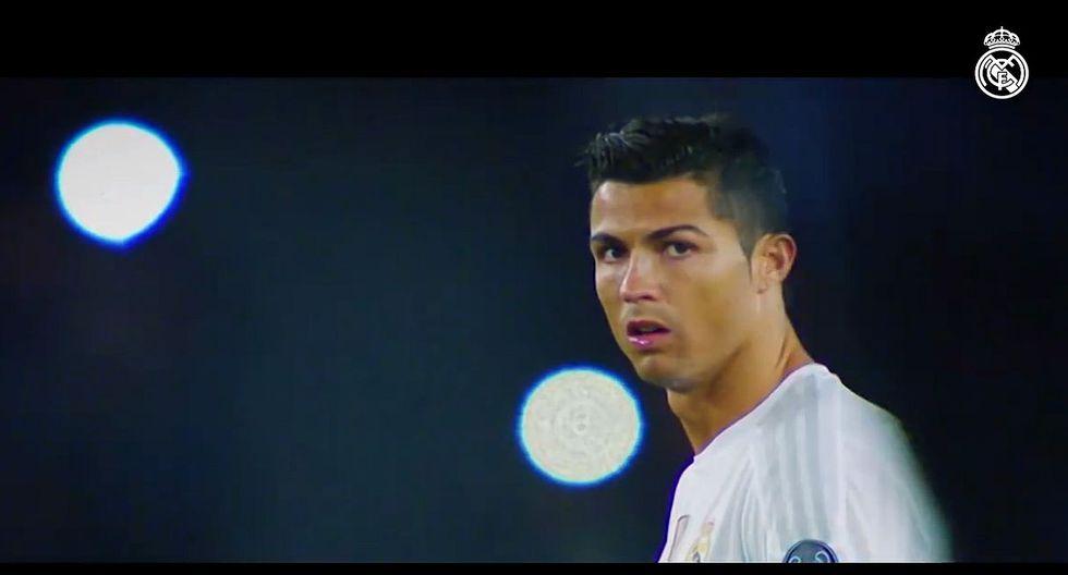 Real Madrid despide al mejor jugador del planeta con tremendo video. El clip de Facebook tiene más de 3 millones de reproducciones. (Captura: Facebook Real Madrid)