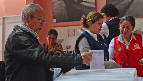 Electores tendrán nuevas reglas en 2021 (Andina).