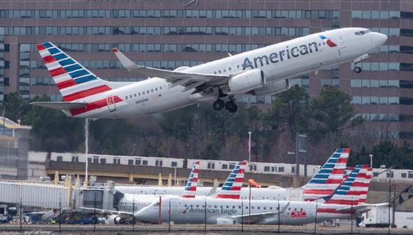 La asociación entre Gol y American Airlines facilitará la compra de destinos conectados de ambas aerolíneas. (Foto: AFP)