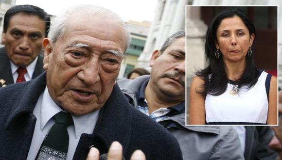 Isaac Humala manifestó que la incoherencia es una característica de Nadine Heredia. (Perú21/USI)
