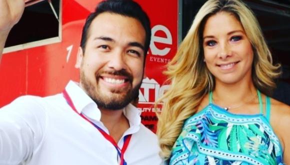 Álvaro Paz de la Barra se divorciará de Sofía Franco tras denunciarla por violencia familiar. (Foto: @sofiafrancoayllon)
