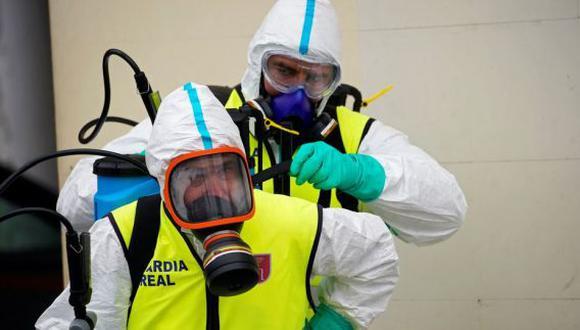 Departamento de Salud de Florida oficializó cifras en torno al avance del coronavirus en el estado. (Foto: REUTERS / Juan Medina)