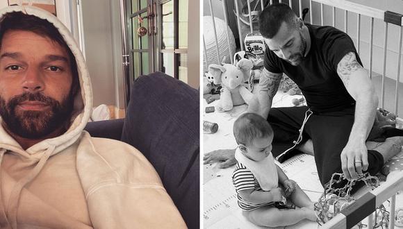 Ricky Martin no descarta tener más hijos y confiesa que tiene embriones congelados. (Foto: @rickymartin / @jwanyosef).