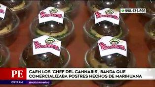 Policía captura a jóvenes dedicados a comercializar postres hechos con marihuana