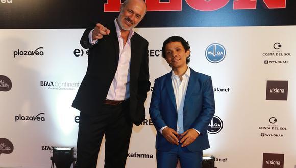 La cinta se basa en la vida de un empresario de baja estatura interpretado por Carlos Alcántara. (Créditos: USI)